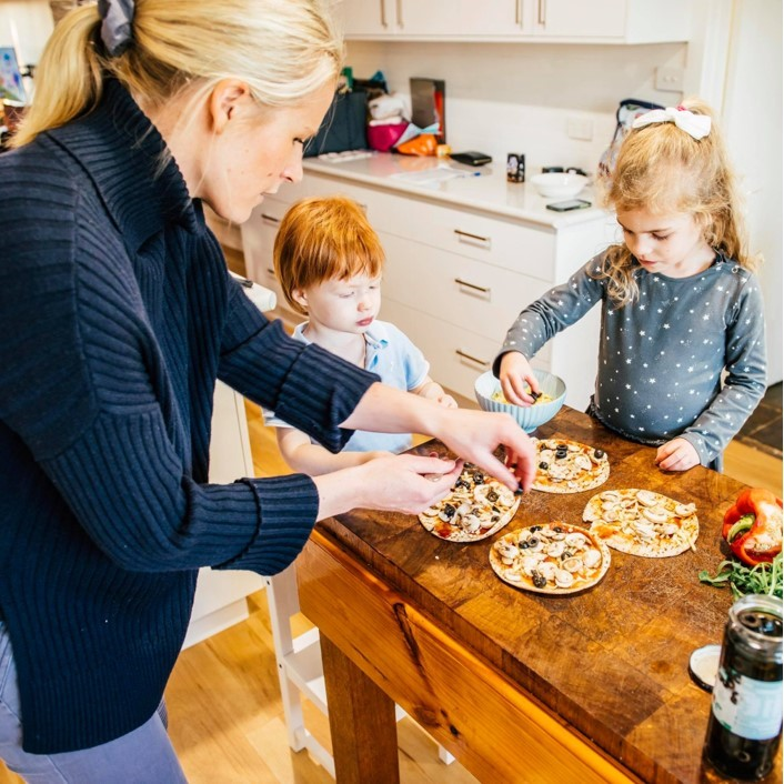 Olivia McArthur Dietitian my story image 1